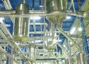 Short Path Distillation unit and cold trap