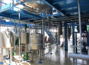 First floor of Esterification unit